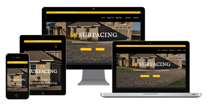 bradford web design, bradford websites