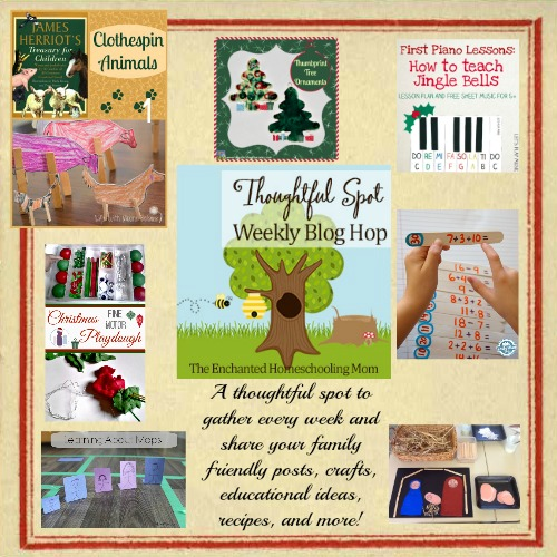 Thoughtful Spot Weekly Blog Hop 14