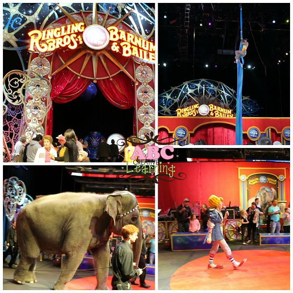 Ringling Bros. Present Legends