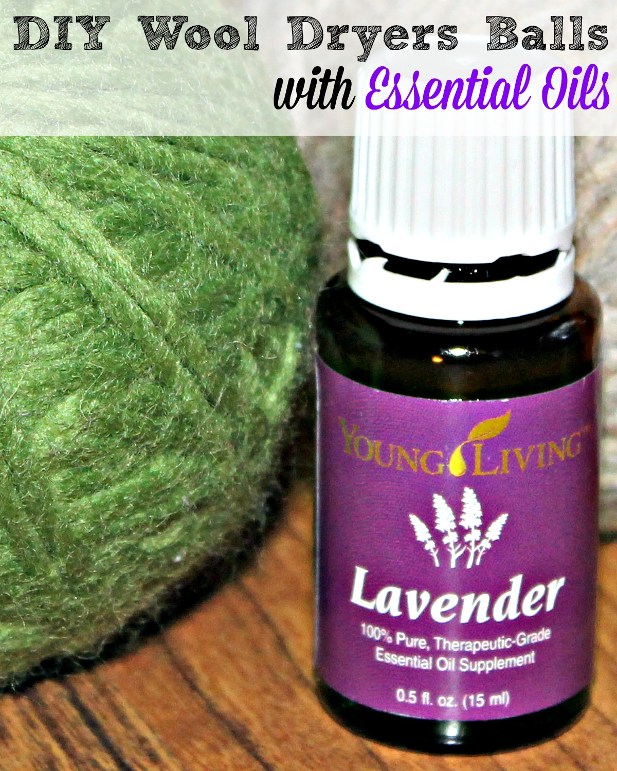 Cut cost down on dryer your clothes and save on electricity by making your own Wool Dryer Balls. Add essential oils for an amazing scent.