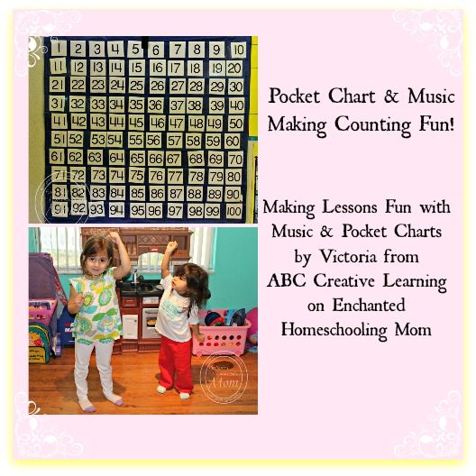 Making Counting Fun with Pocket Charts and Music