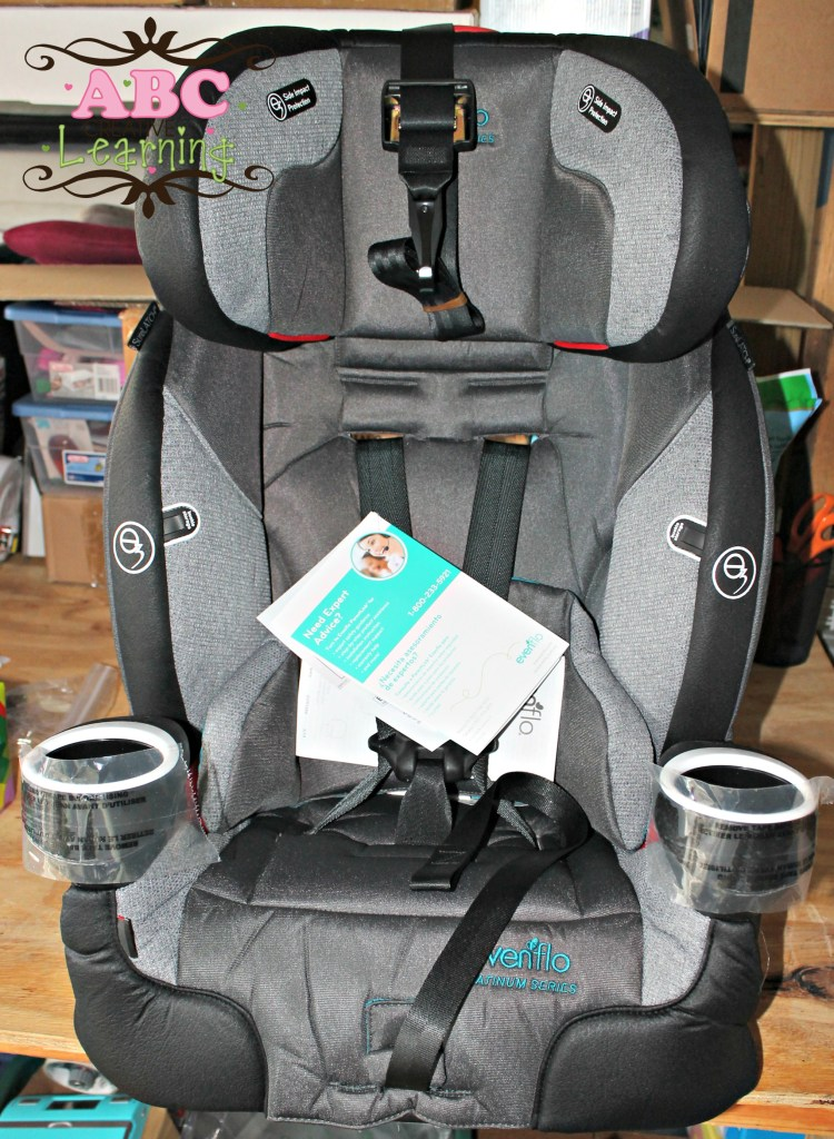 evenflo carseat booster