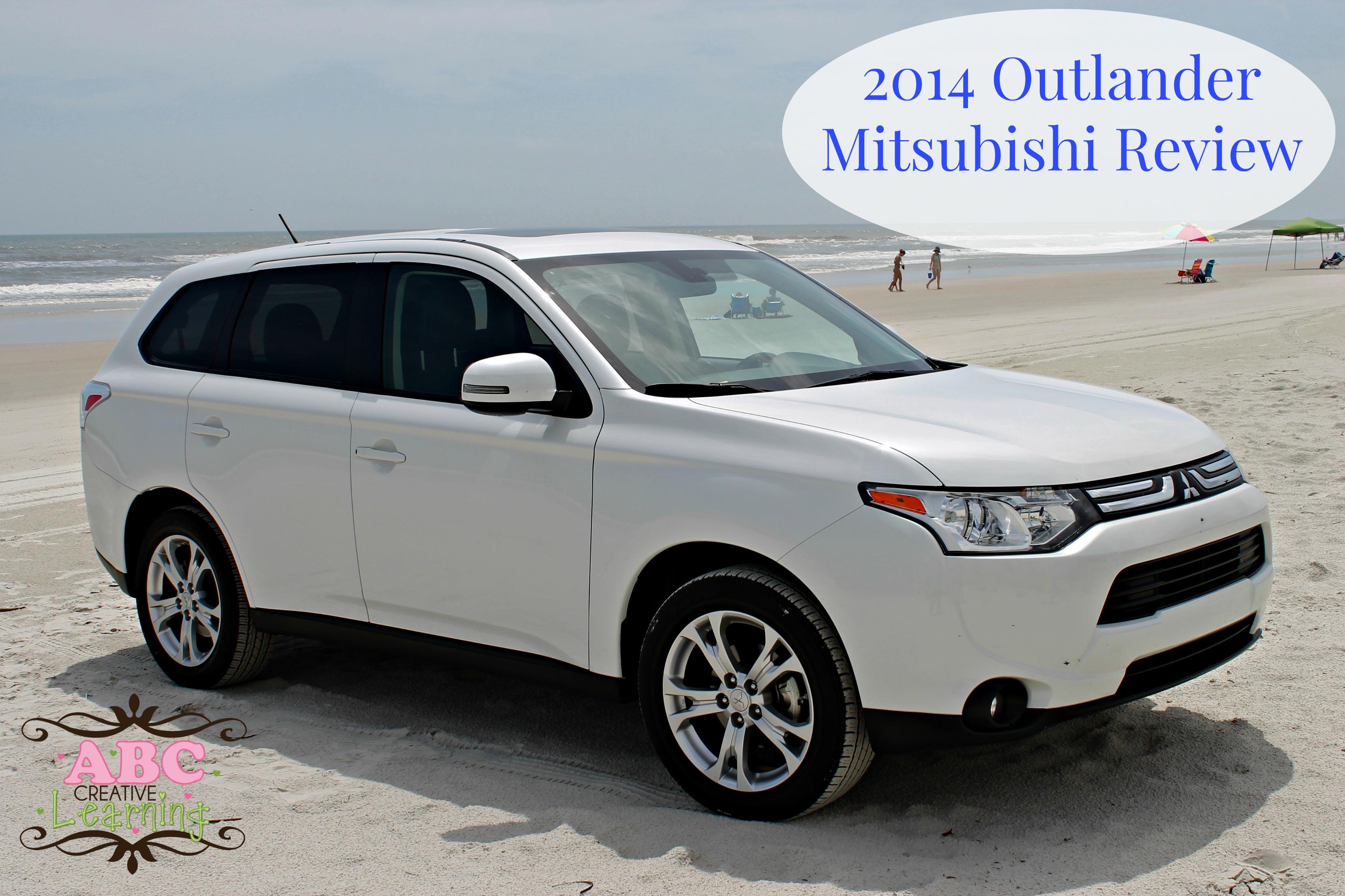 2014 Mitsubishi Outlander SE SUV Review
