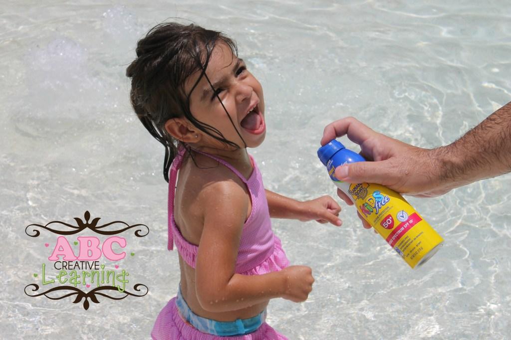Banana Boat Ambassador Kids Free Spray
