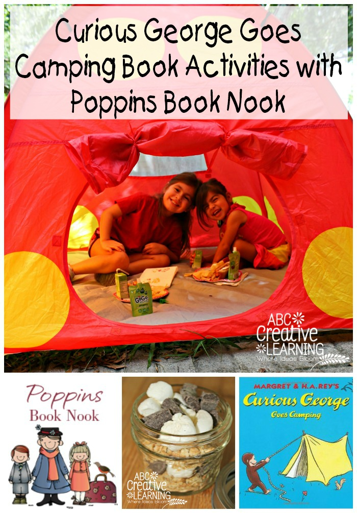Poppins Book Nook Curious George Goes Camping Activitie