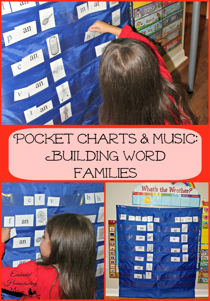 Pocket-Charts-Music-Building-Word-Families