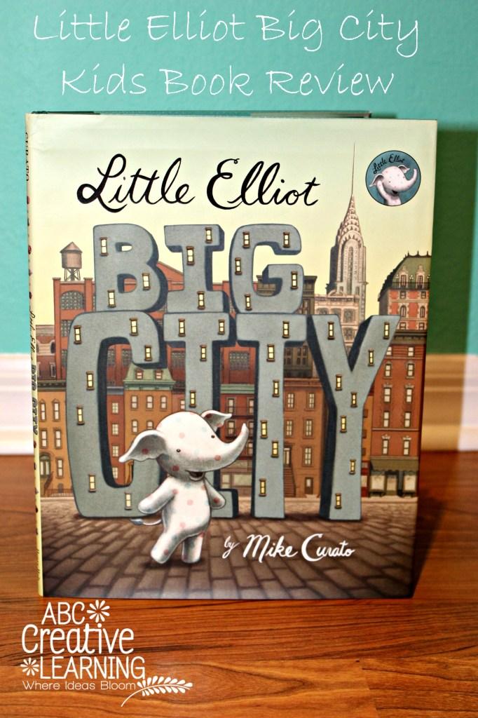 Little Elliot Big City Kids Book Review