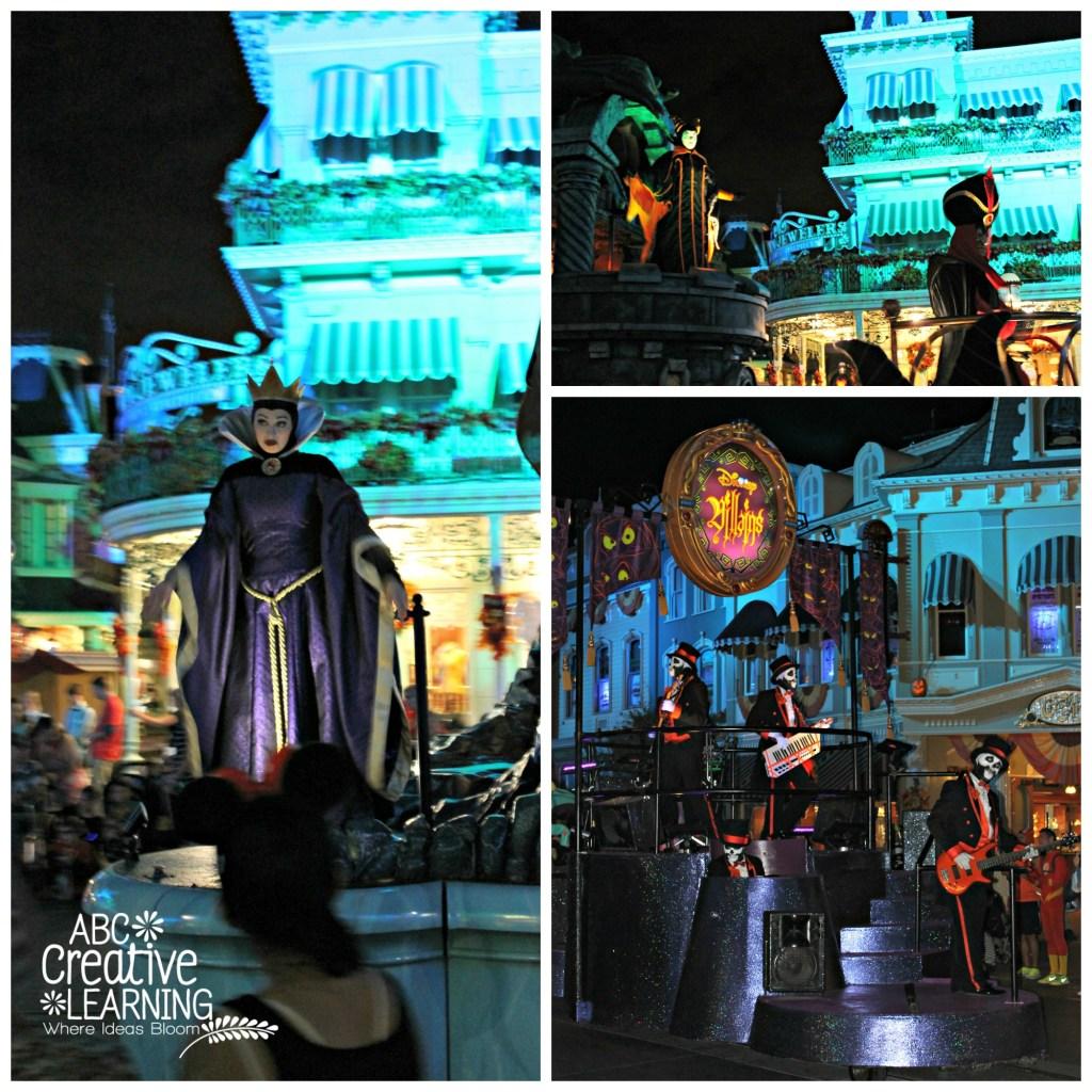 Mickey's Not So Scary Halloween Boo Too You Parade