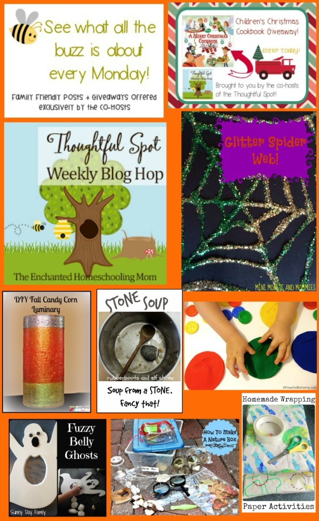 October Blog Hop Link Party