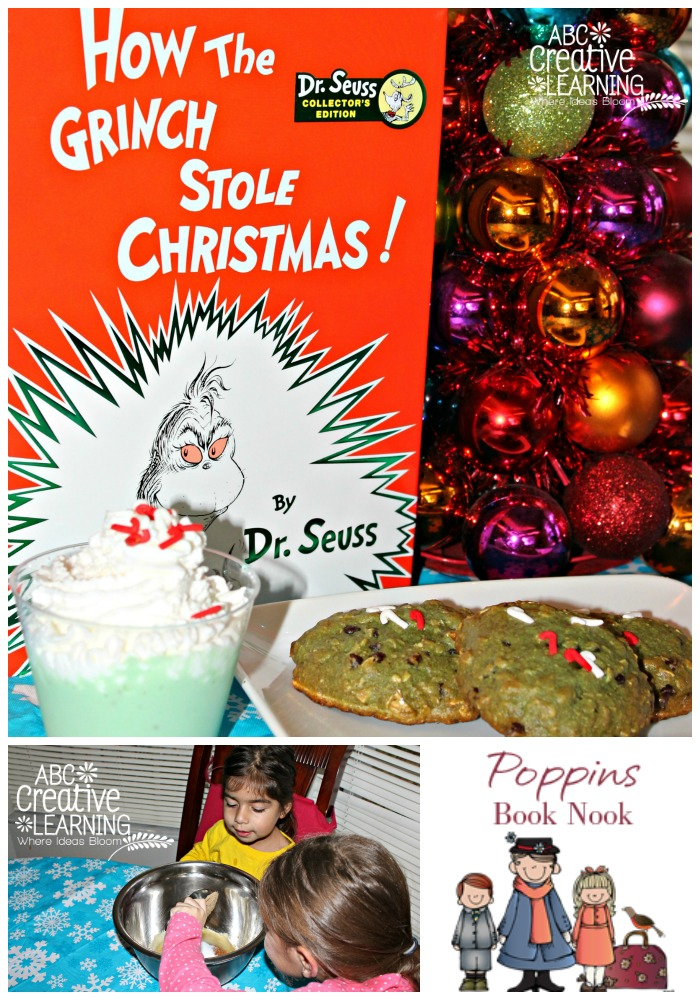 to the kitchen with how the grinch stole christmas poppins book nook kids book - How The Grinch Stole Christmas Book