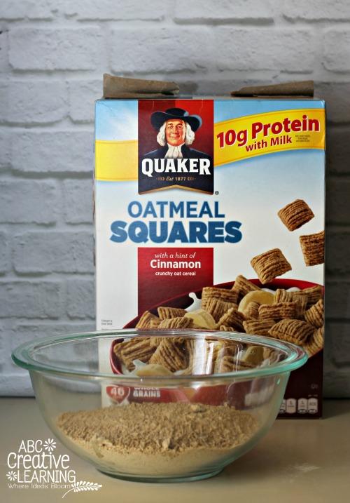 Quaker® Oatmeal Squares