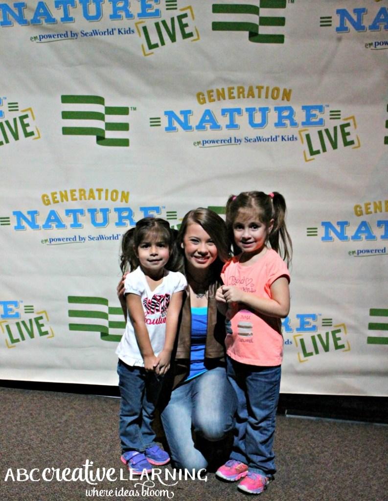 SeaWorld Wild Days Generation Live with Bindi Irwin