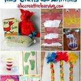 17 Fun Dr. Seuss Kids Crafts and Activities