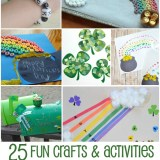 25 Fun St. Patrick's Day Crafts