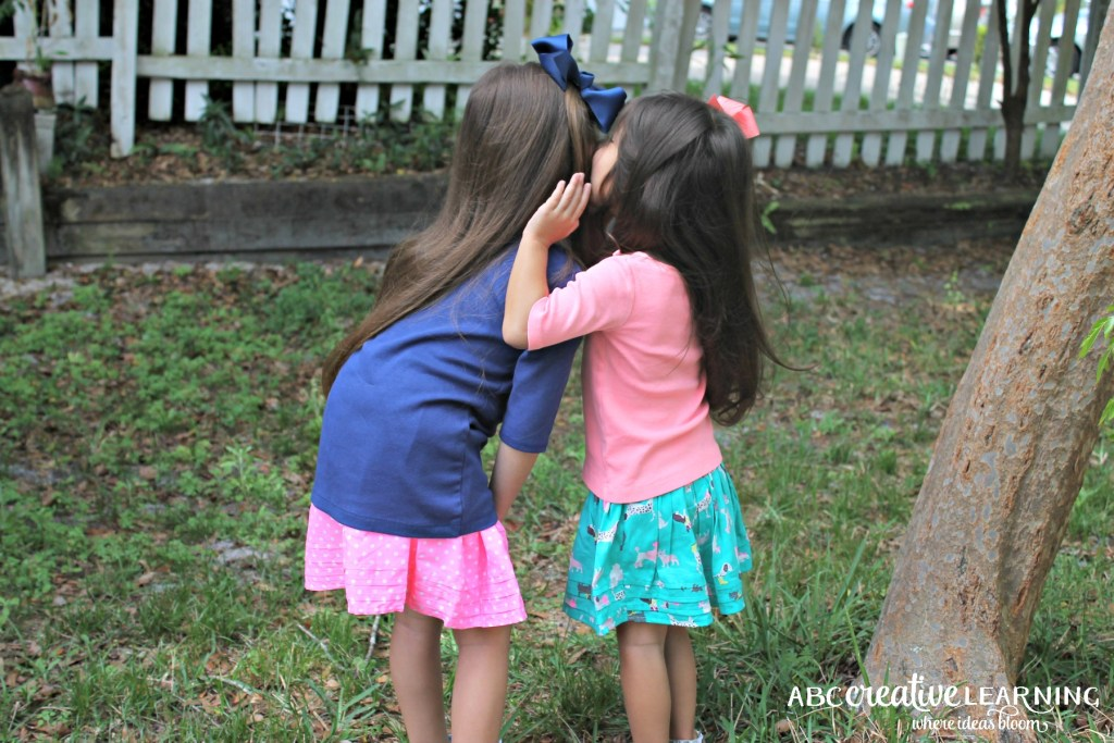 Ready for Spring with Carter's #SpringIntoCarters Matching Tops with Printed Skorts