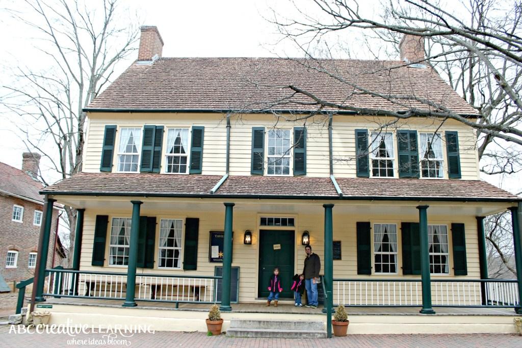 Tavern at Old Salem