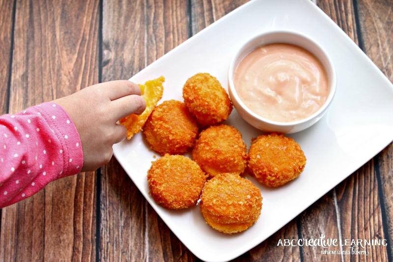 Two Ways Bolitas de Queso Kraft Pin That Twist Recipe for Families