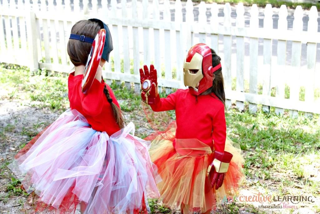 Girls Love MARVEL Avengers In Their Own Special Way MARVEL Avengers Dress UP