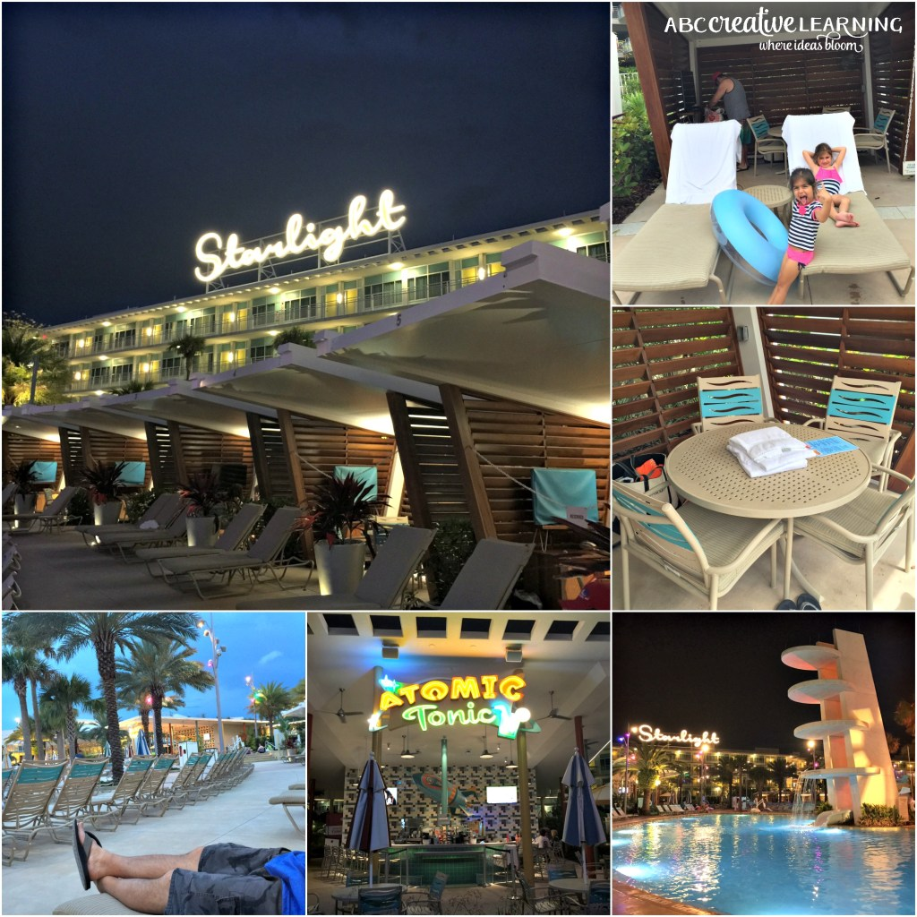 5 Reasons to Stay at Cabana Bay Beach Resort at Universal Orlando Resorts Cabanas