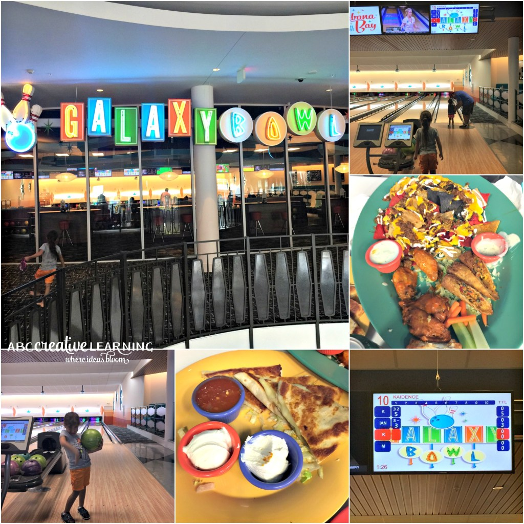 5 Reasons to Stay at Cabana Bay Beach Resort at Universal Orlando Resorts Galaxy Bowl