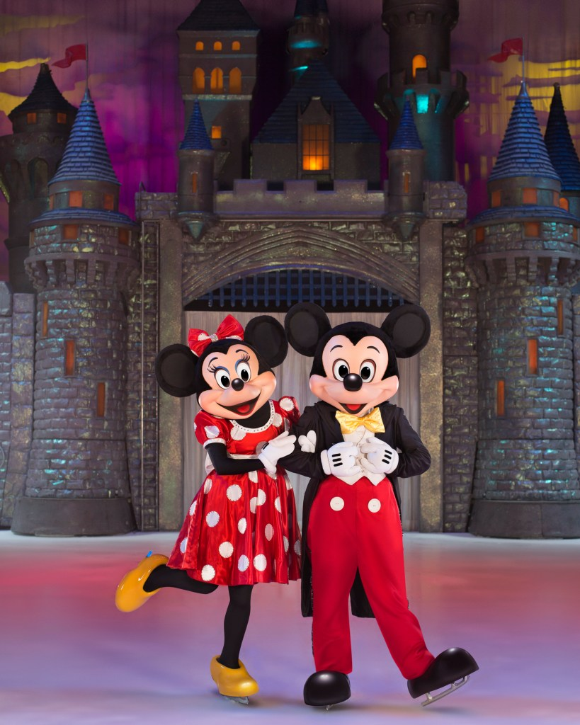 Disney On Ice Celebrates 100 Years of Magic  Mickey and Minnie