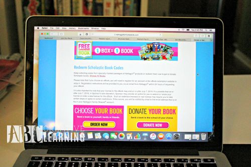 Importance of Reading and Creating a Monthly Book Basket Choose or Donate
