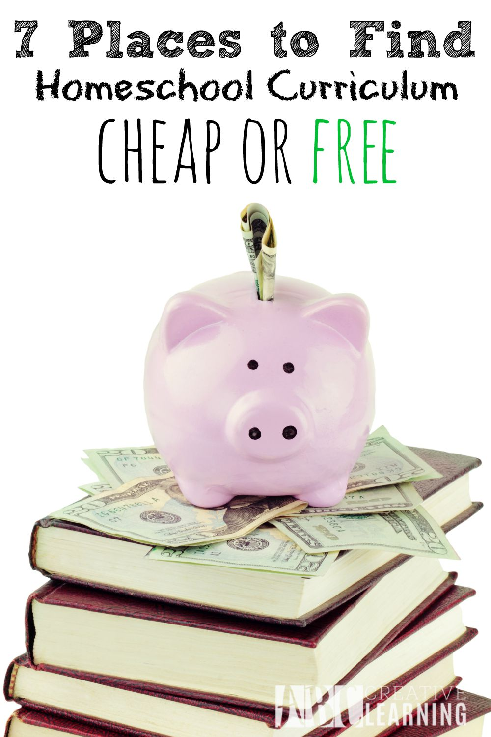 7 Places to Find Homeschool Curriculum Cheap or Free