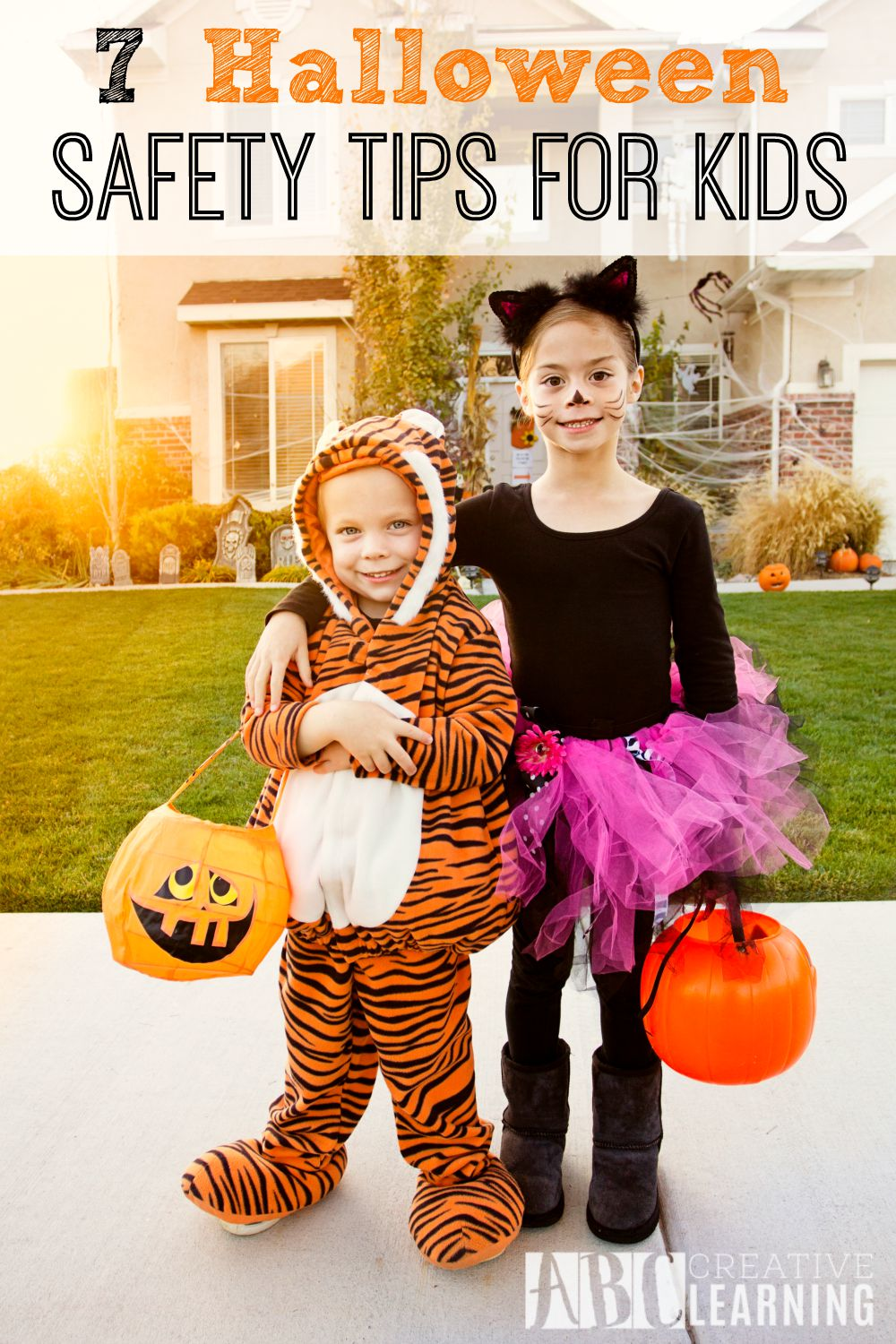 7 Halloween Safety Tips for Kids