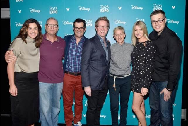 Exciting New Disney Movies Announced at #D23Expo Finding Dory Cast