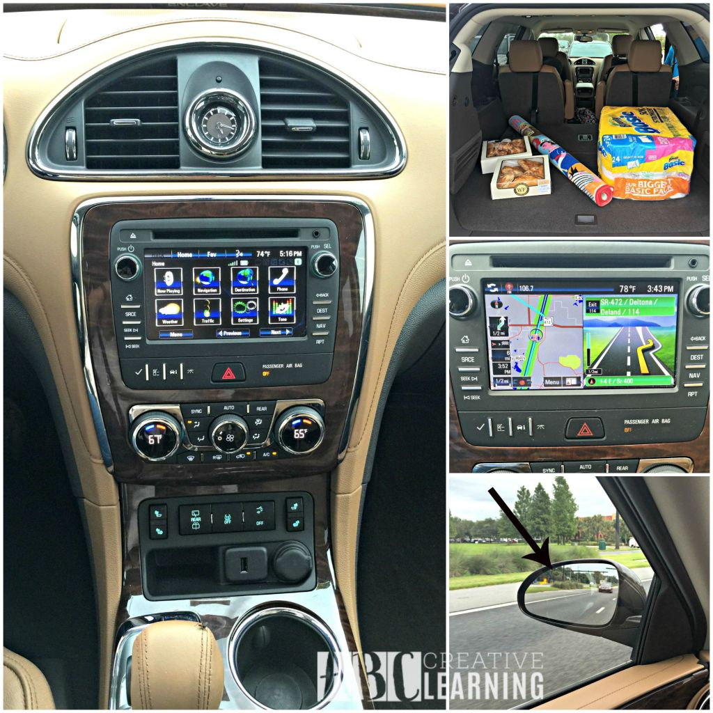 Buick 24 Hours of Happiness Test Drive with the 2015 Enclave Inside