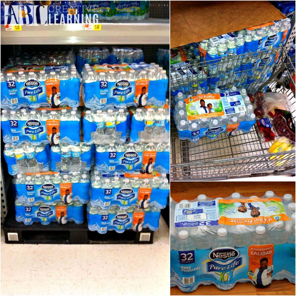 Keeping Kids Hydrated in School + Free Printable Store