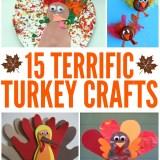 10 Terrific Turkey Crafts
