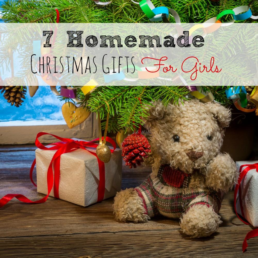 Best Homemade Gifts For Christmas: 7 Homemade Christmas Gifts For Girls