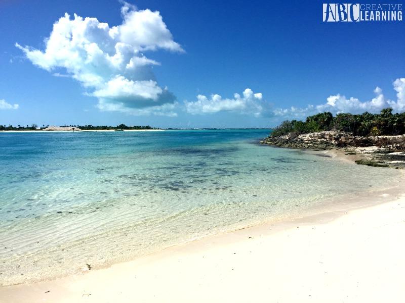 Family Memories at Beaches Turks & Caicos Resort Villages & Spa beach