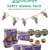 Zootopia Holiday Pack