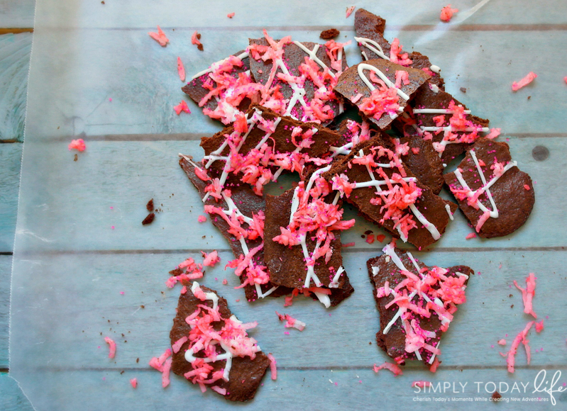 Bark Brownie Recipe
