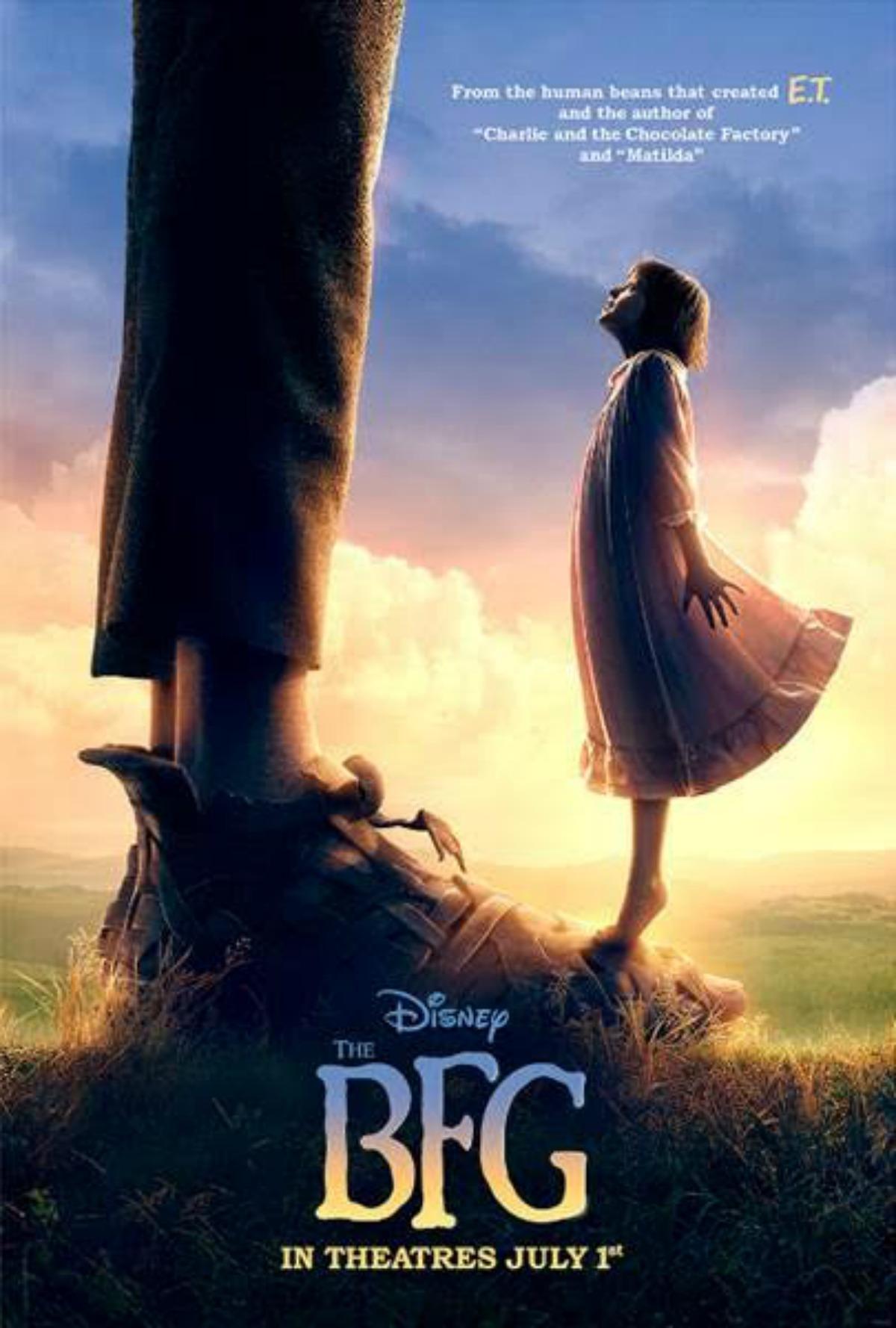 Disney's The BFG First Poster #TheBFG