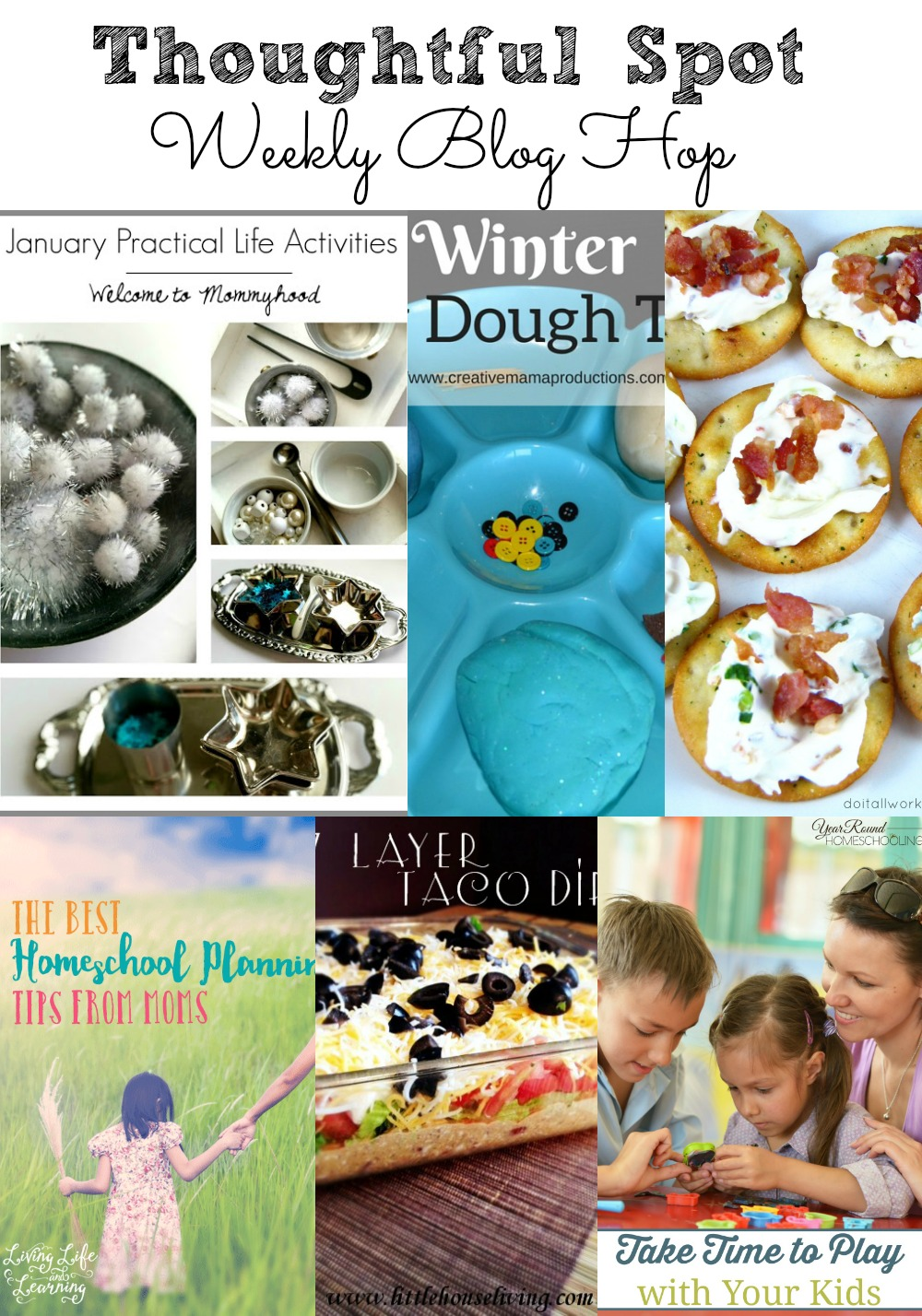 Thoughtful Spot Weekly Blog Hop