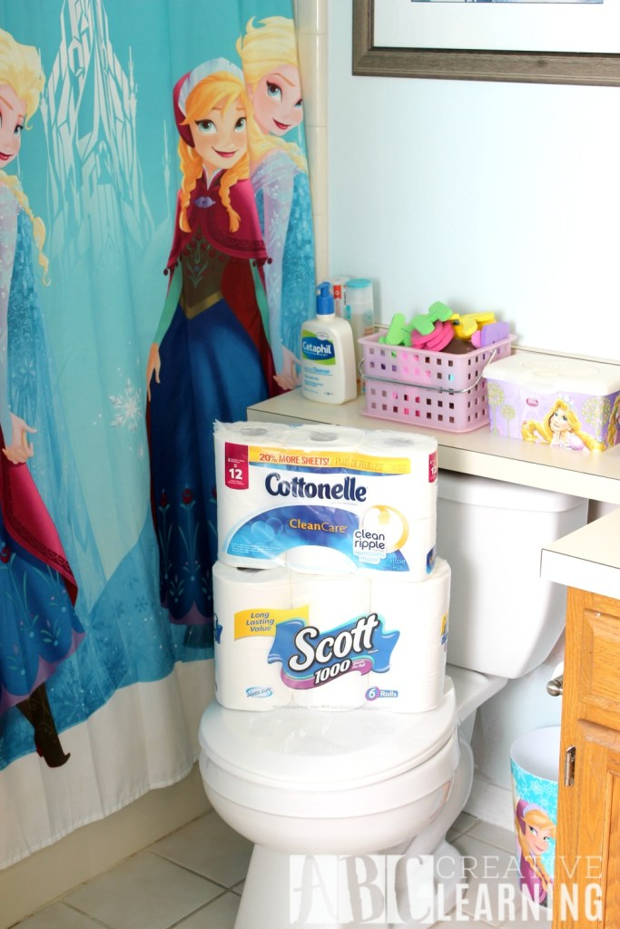 5 Tips To Get The Kids Involved In Spring Cleaning Bathroom