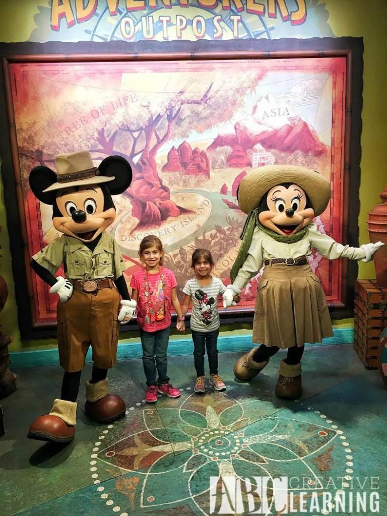 7 Reasons To Visit Disney's Animal Kingdom Theme Park M