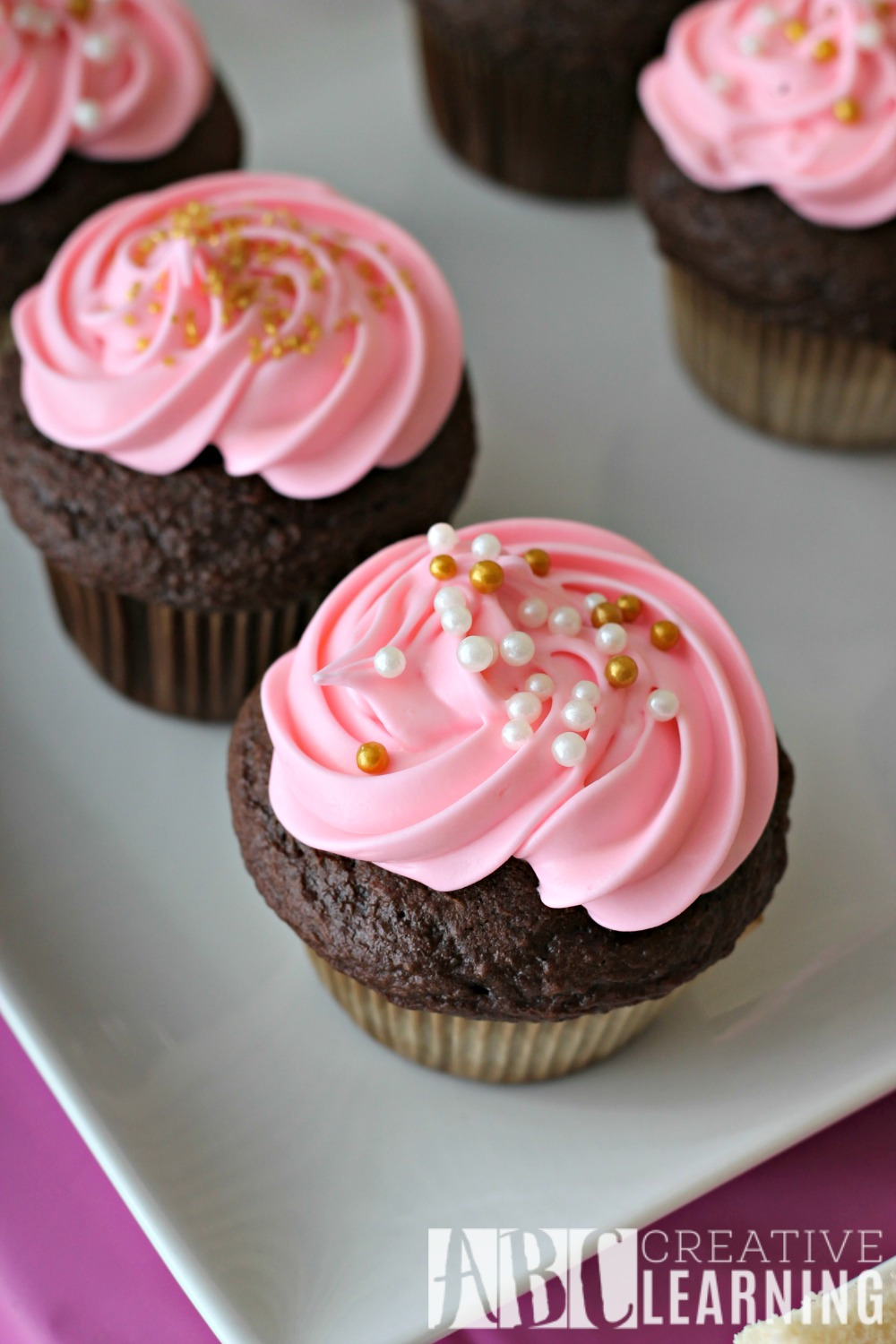 A Party Break For Moms Cupcakes