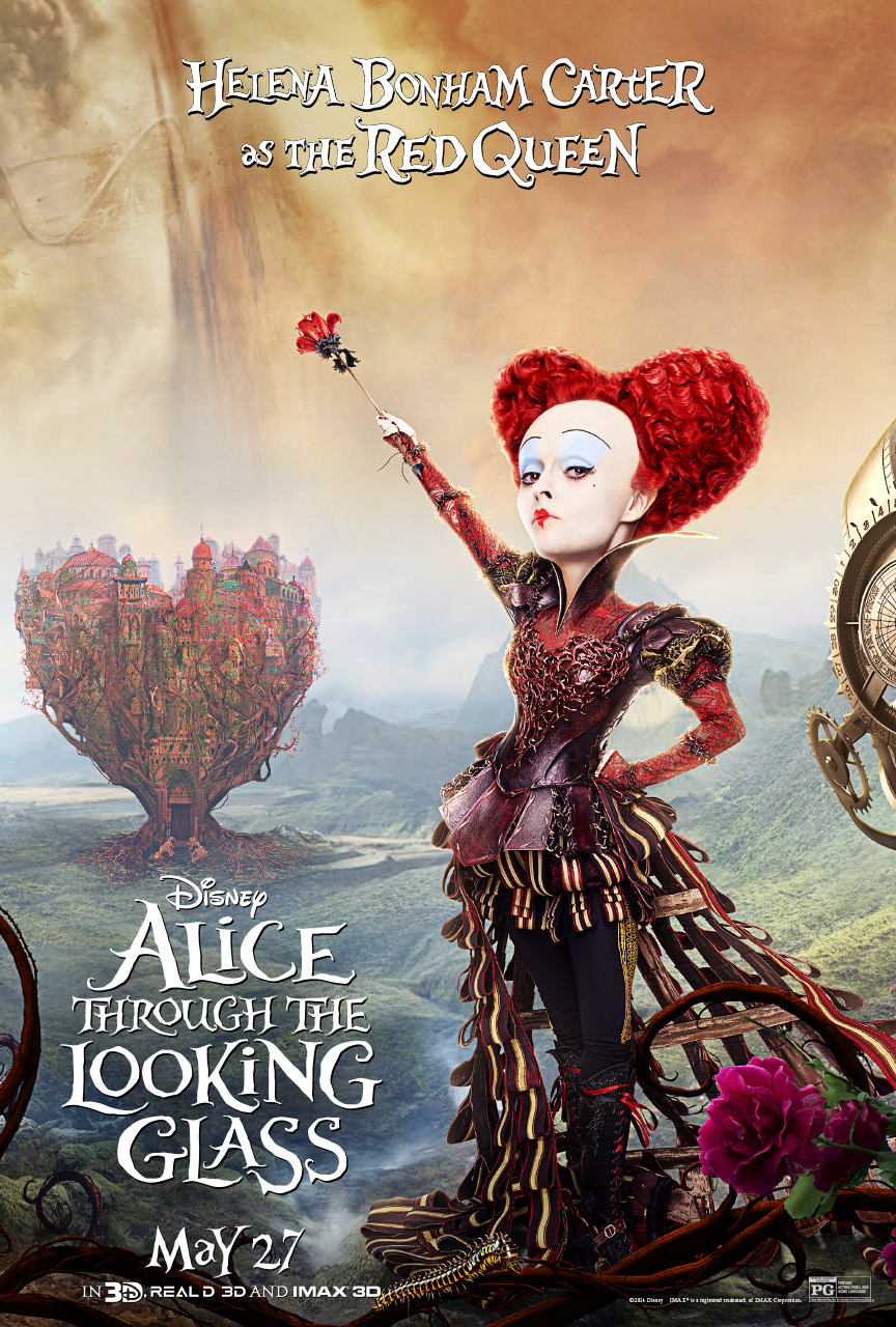 Alice Through The Looking Glass Full Length Trailer #DisneyAlice