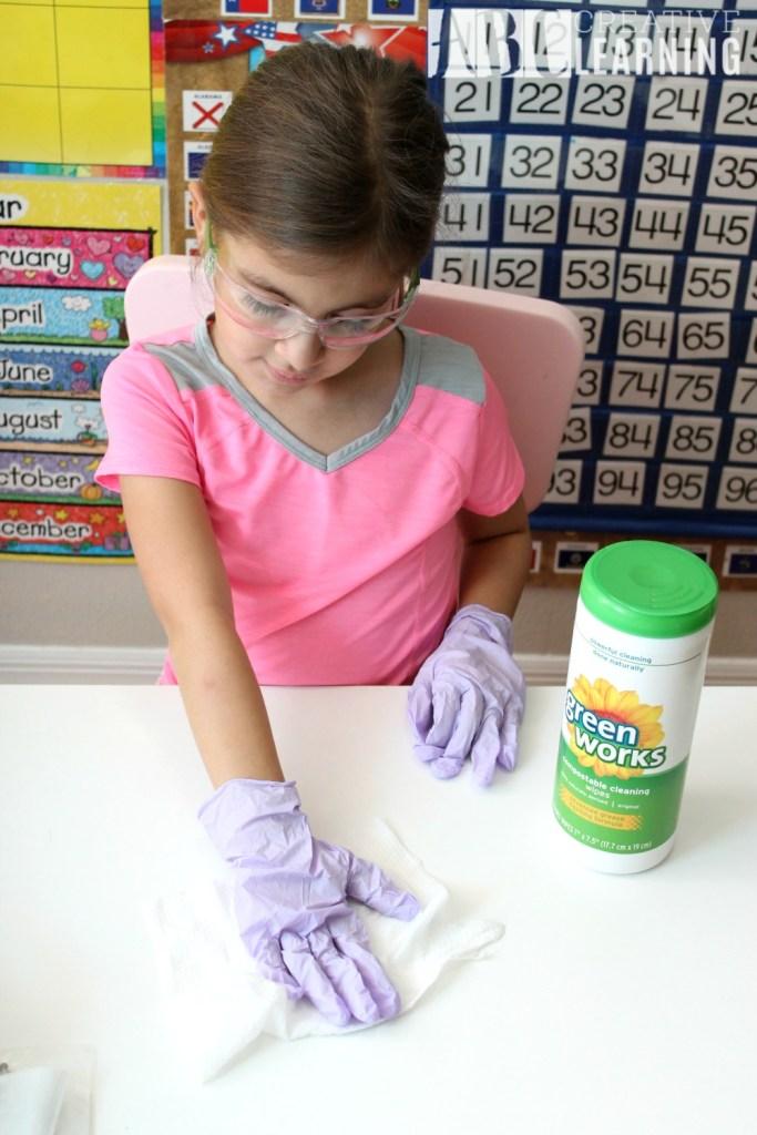 Lemon Battery StemBox For Girls Clean