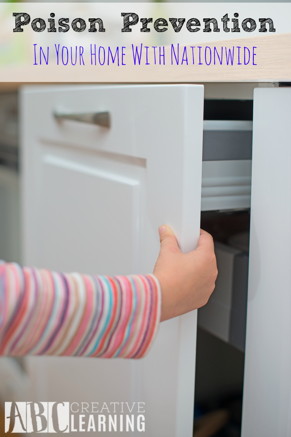 Poison Prevention In Your Home With Nationwide