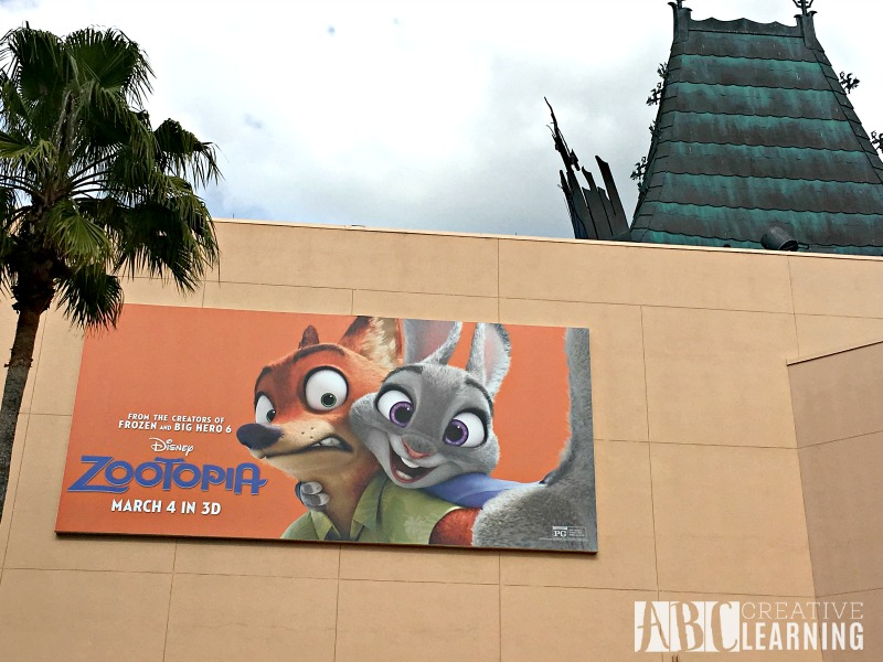 The Force is Strong at Disney's Hollywood Studios Zootopia