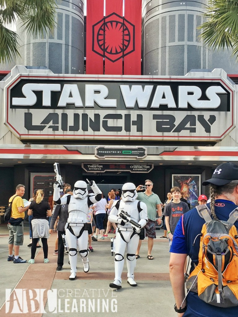 The Force Is Strong At Disney's Hollywood Studios LB