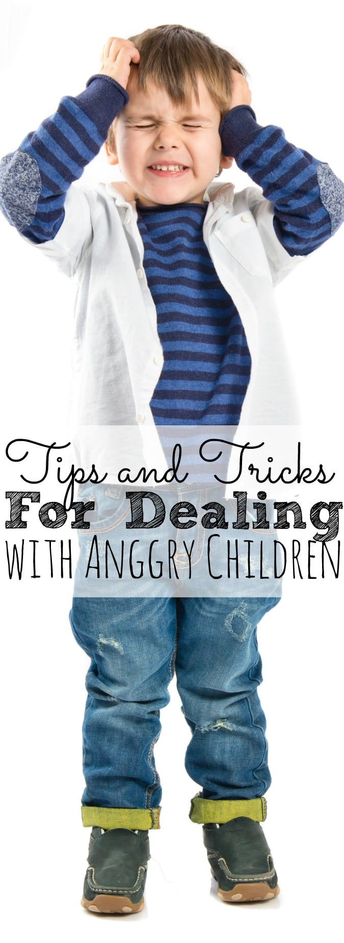 Tips For Dealing with Angry Children
