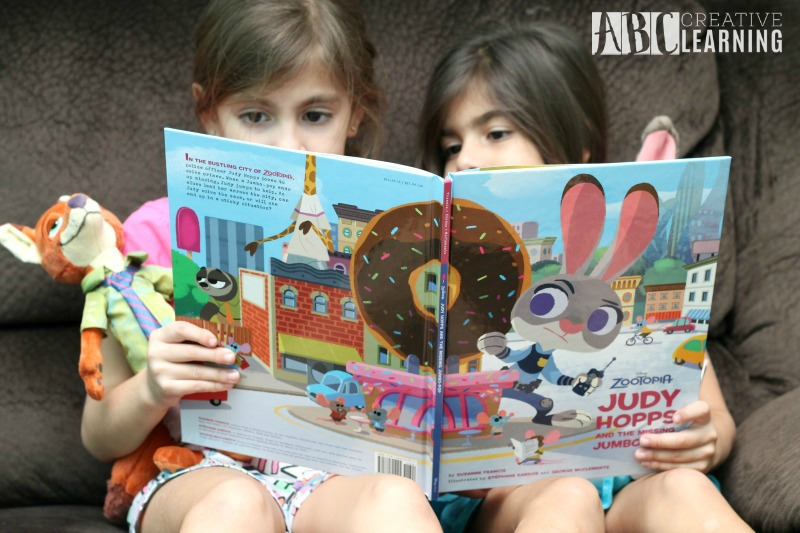 Wild About New Disney's Zootopia Product Line Book