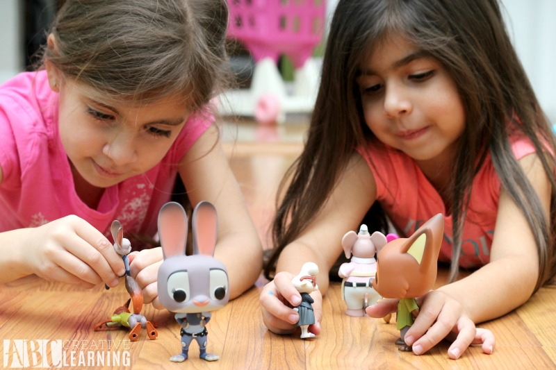 Wild About New Disney's Zootopia Product Line Girls