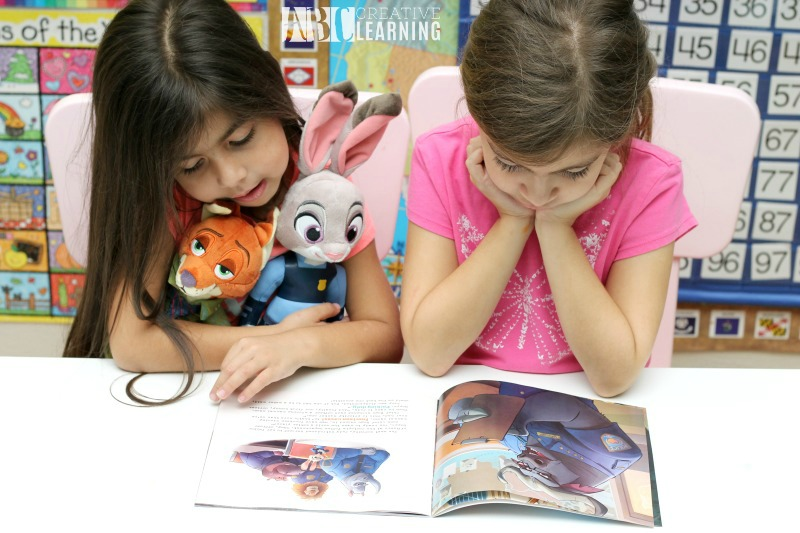 Wild About New Disney's Zootopia Product Line ReadAloud